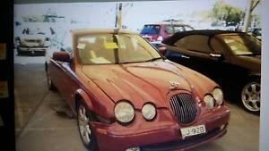 Jaguar S-type Sedan 2001 wrecking now Yennora Parramatta Area Preview