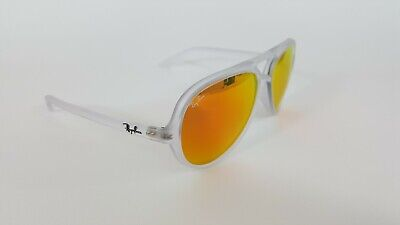 Ray-Ban Sunglasses RB 4125 CATS 5000 646/69 Made in Italy