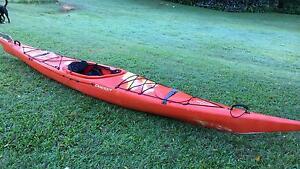 Sea Kayak Dagger Coorong Palmwoods Maroochydore Area Preview