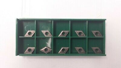 Dcmt 21.50 Mk2 Aa C2 Uncoated Carbide Inserts Dcmt 070202 10pcs Dcmt 2151 New