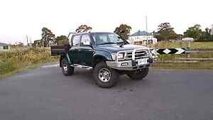 '98 toyota hilux Southbank Melbourne City Preview