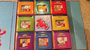 Set of 8 Elmo board books Peterborough Peterborough Area image 2