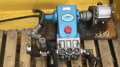 Cat Pumps 1531.0110 15 Frame Fpm Plunger Pump