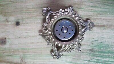 Porta incenso Bruciatore di incenso interamente in ottone