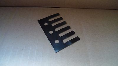 IBANEZ TREMELO SPRING PLATE Part # 2CL211B BLACK FOR  LO-TRS II tremolo