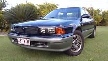 1995 Mitsubishi Magna Verada auto, rebuilt V6 engine only 40kms! Morayfield Caboolture Area Preview