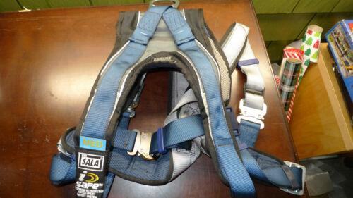 3M DBI-SALA ExoFit Vest-Style Harness, 1107976C, Medium