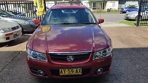 2005 Holden Berlina VZ 3.6L V6 Wagon Automatic - LONG REGO Waratah Newcastle Area Preview