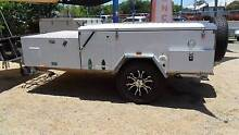 Castaway forward fold camper Berserker Rockhampton City Preview