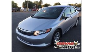 Honda Civic LX A/C Automatique 2012