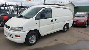 MITSUBISHI EXPRESS LWB CAMPERVAN CONVERTED LOADS OF OPTION Ravenhall Melton Area Preview