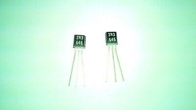 2n3646 Generic Npn Transistor 2 Pcs