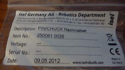 Isel Germany Ag Pinchuck Nachrustset 250061 0026