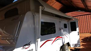 2015 Jayco Journey pop top caravan Spring Gully Bendigo City Preview