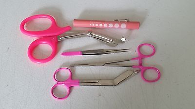 New Shears Emtscissors Combo Pack -tactical Pink