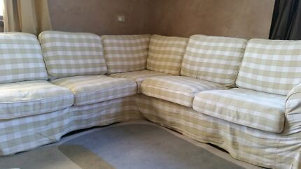 Ikea Ektorp Corner Couch Daceyville Botany Bay Area Preview