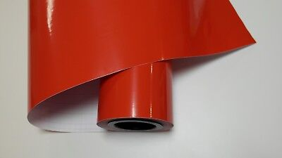 Rot Glanz Folie Wrapping Car Auto Folien Blasenfrei Luftkanäle