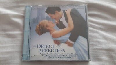 The Object Of My Affection Sealed 'Cut-Out' CD Sting The Police George Fenton