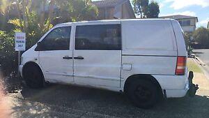 2001 Mercedes-Benz Vito Van Merrimac Gold Coast City Preview