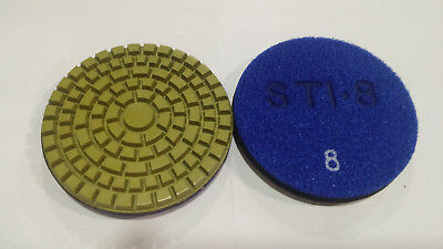 3 Diamond Polishing Pad - 1800 Grit - Sti Fl-07 8 - Concrete Polishing Pad