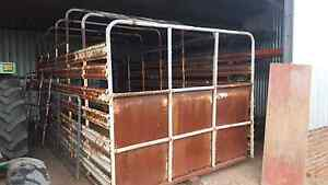 Stock Crate / Cattle Crate Luskintyre Maitland Area Preview