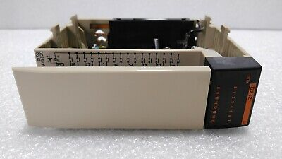 Used Omron Cqm1-id212 Input Unit 24vdc 6ma 16points