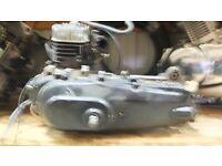 1985-2001 Yamaha Riva 125 XC125 Carburetor Joint Boot Intake 50M-13585-00 OEM