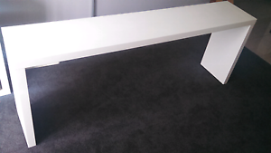 IKEA MALM Occasional Table Leumeah Campbelltown Area Preview