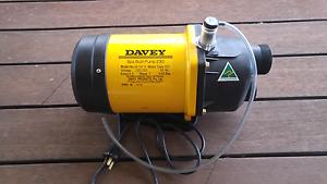 Davey Spa Bath Pump 230 - As New! Aust made. Kurrajong Hawkesbury Area Preview