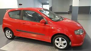 2006 Holden Barina Hatchback Haberfield Ashfield Area Preview