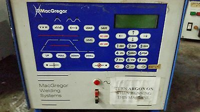 Macgregor Hfdc Dc Resistance Welding Power Supply M2 M2-20-3