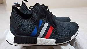 NMD_R1 PK TRICOLOR US 9 MENS NEW Stanhope Gardens Blacktown Area Preview