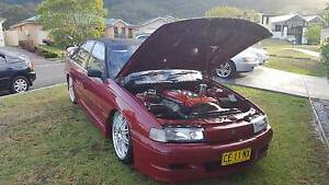 VN Calais Convertible V8 5L T700 Auto, Fully Bagged $5750 Albion Park Rail Shellharbour Area Preview