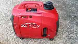Honda eu10 generator Capalaba West Brisbane South East Preview