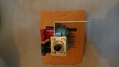 Whirlpool 481236058486 GENUINE American Style Fridge Freezer Water Inlet Valve