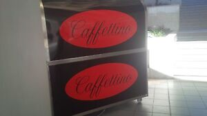 Coffee Cart REDUCED TO SELL Milton Brisbane North West Preview