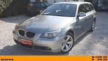 BMW 525i Touring*XENON/TEMP/AHK/ALU/SOFT-CLOSE/2.HD*