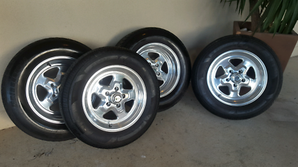 Ford car wheels Xd Xf Xc Welds Cragar wheels