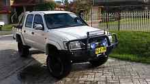 Toyota Hilux 4x4 2005 St Clair Penrith Area Preview
