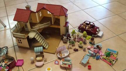 sylvanian families sets lots of inclusions! Greenwith Tea Tree Gully Area Preview