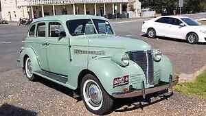 1939 Australian built Chevy Tallarook Mitchell Area Preview