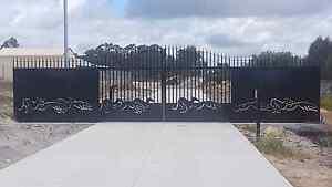 CUSTOM GATES & FABRICATIONS FREE VIDEO INTERCOM Byford Serpentine Area Preview