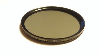 FILTRO POLARIZZATORE CIRCOLARE (CPL) dhD diametro 55 mm.
