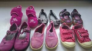 Girls shoes- size 8 New Town Hobart City Preview