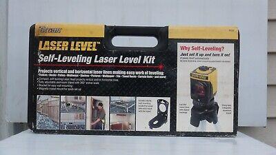 Titan 15150 Self-leveling Laser Level Kit New Lower Price