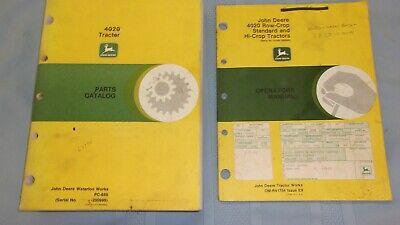 John Deere Parts Manual With Addition Genuine John Deere Oem