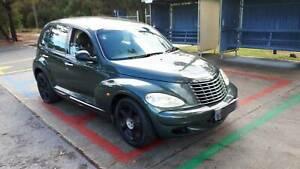 2004 CHRYSLER PT CRUISER HATCHBACK Southport Gold Coast City Preview