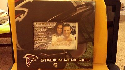 Atlanta Falcons Photo Album (NFL Officially Licensed Atlanta Falcons Stadium Memories Photo)