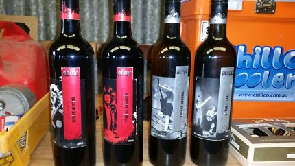ACDC WINE COLLECTION Grange Charles Sturt Area Preview