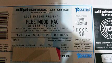 Fleetwood Mac tickets Hyland Park Nambucca Area Preview
